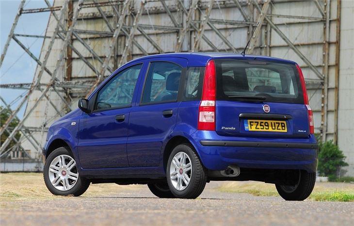 Prius Oil Change >> FIAT Panda 2004 - Car Review | Honest John