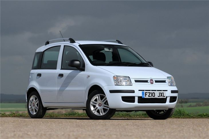 Fiat Panda 2003 Car Review Honest John