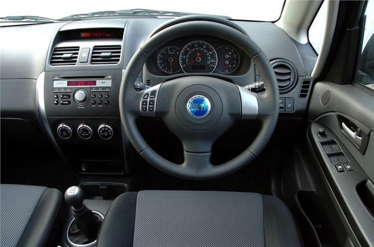 FIAT Sedici 2006 - Car Review   Honest John