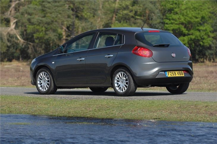 Fiat Bravo 2007 Car Review Honest John