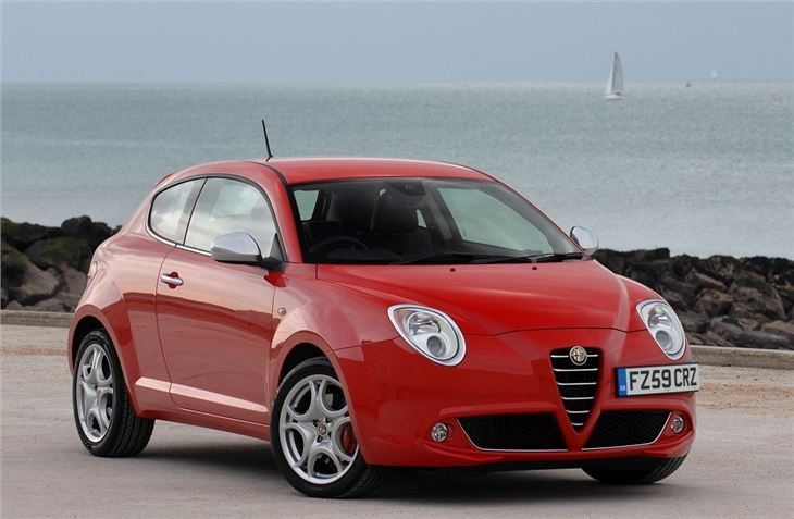 alfa romeo mito 2008 car review honest john. Black Bedroom Furniture Sets. Home Design Ideas
