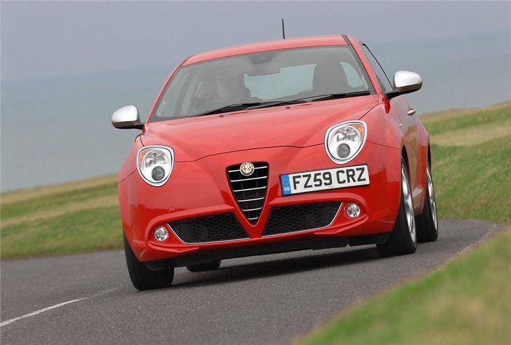 Alfa romeo mito 14 tb multiair 135 veloce 3dr review