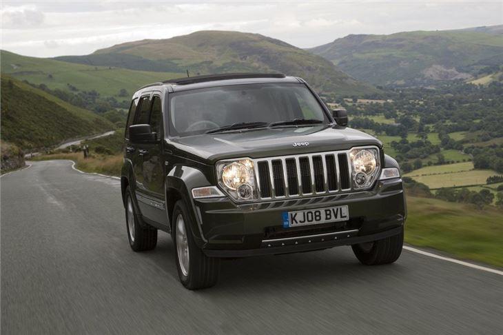 Jeep Cherokee Sport For Sale >> Jeep Cherokee 2008 - Car Review | Honest John