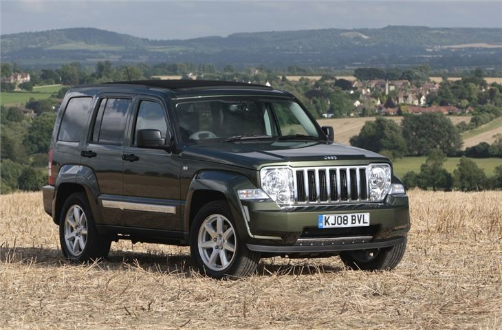 Jeep Cherokee 2008 Car Review Honest John
