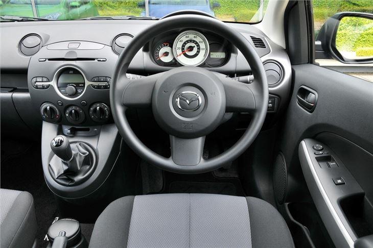 Mazda 2 2007 - Car Review   Honest John