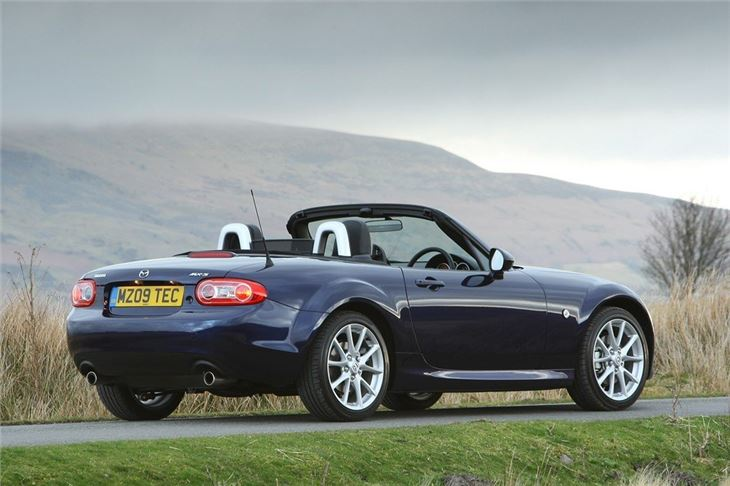 Cheap Cars For Sale >> Mazda MX-5 2005 - Car Review | Honest John