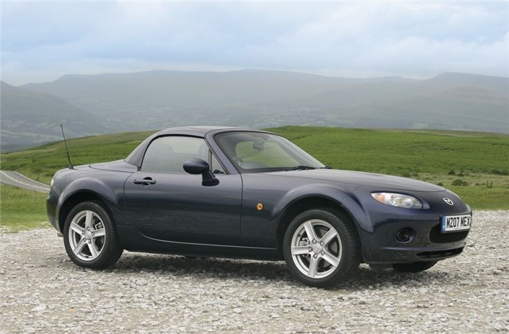 Mazda Mx 5 Roadster Coupe 2006 Car Review Honest John