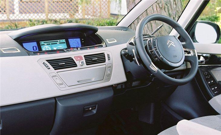Citroen C4 Grand Picasso 2007 Car Review Honest John
