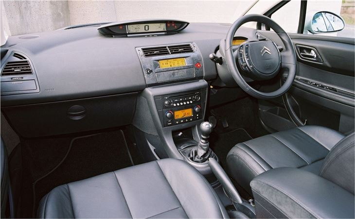 Citroen c4 2004 car review honest john