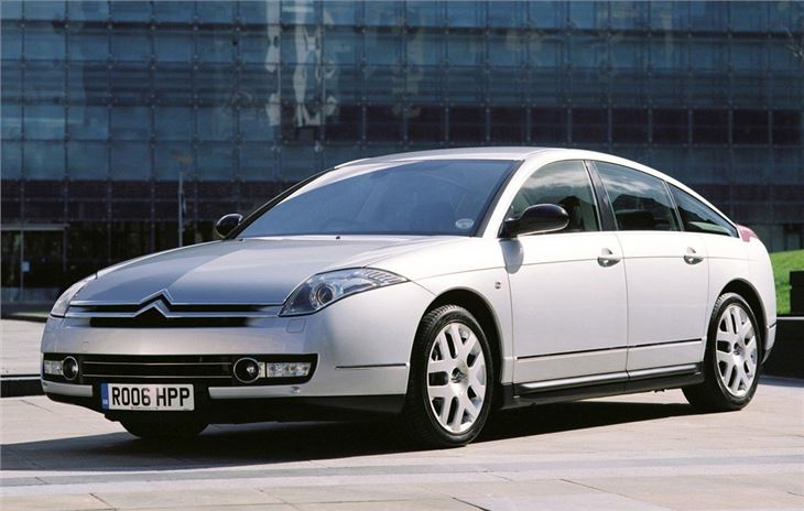 Citroen C6 2005 Car Review Honest John