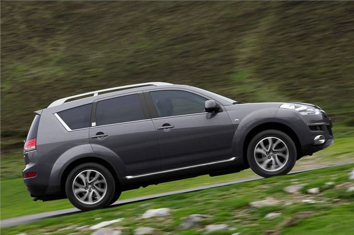 Citroen C Crosser 2007 Car Review Honest John