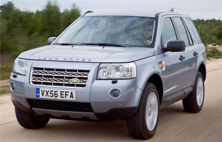 land rover freelander 2 2006 car review honest john. Black Bedroom Furniture Sets. Home Design Ideas