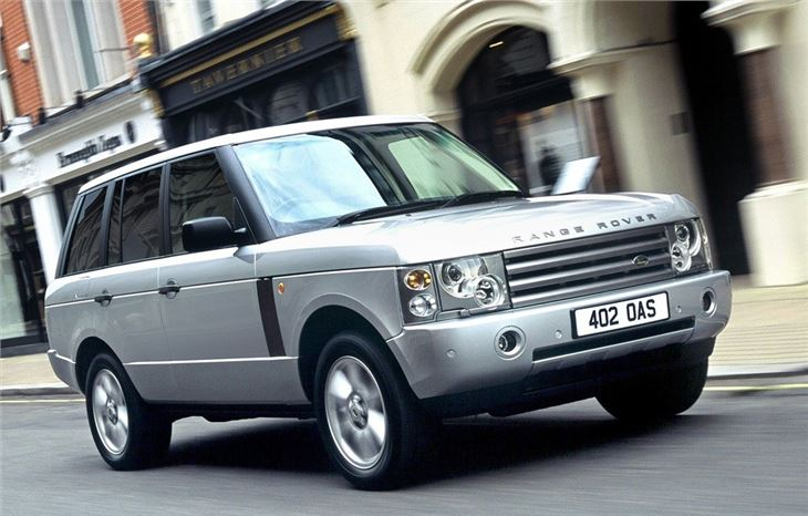 land rover range rover 2002 car review honest john. Black Bedroom Furniture Sets. Home Design Ideas