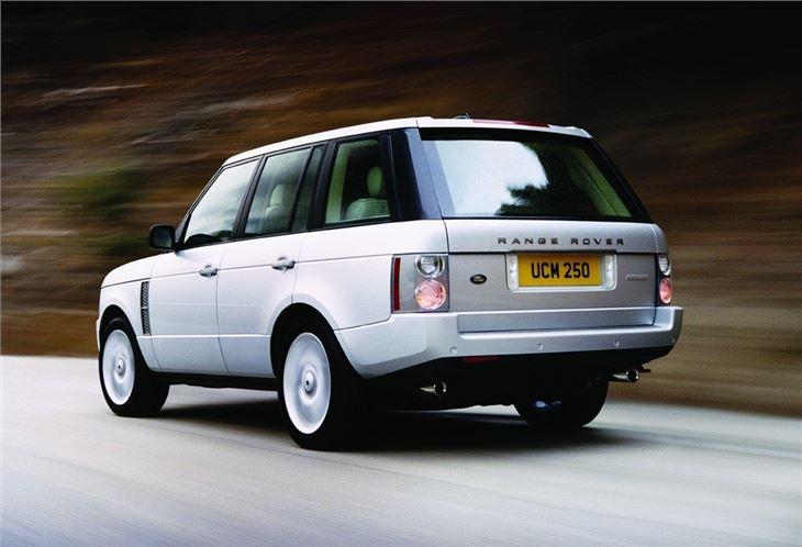 land rover range rover 2002 l322 car review honest john. Black Bedroom Furniture Sets. Home Design Ideas
