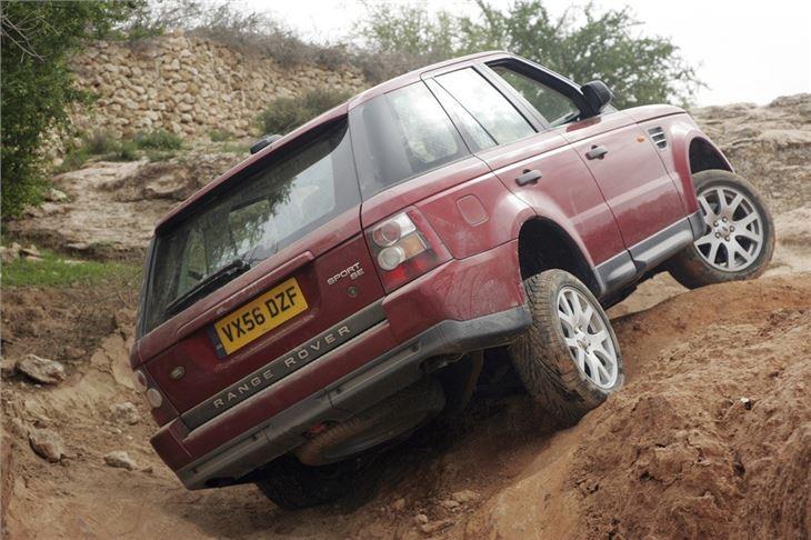 Land Rover Range Rover Sport 2005 - Car Review | Honest John