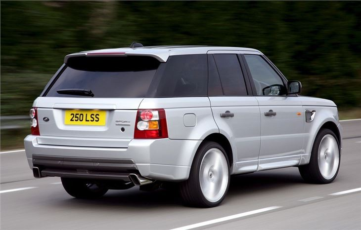 land rover range rover sport  car review honest john