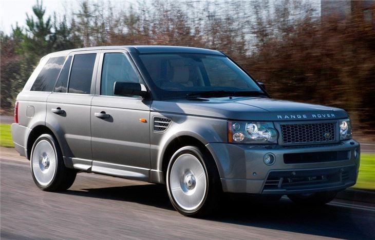 land rover range rover sport 2005 car review honest john. Black Bedroom Furniture Sets. Home Design Ideas