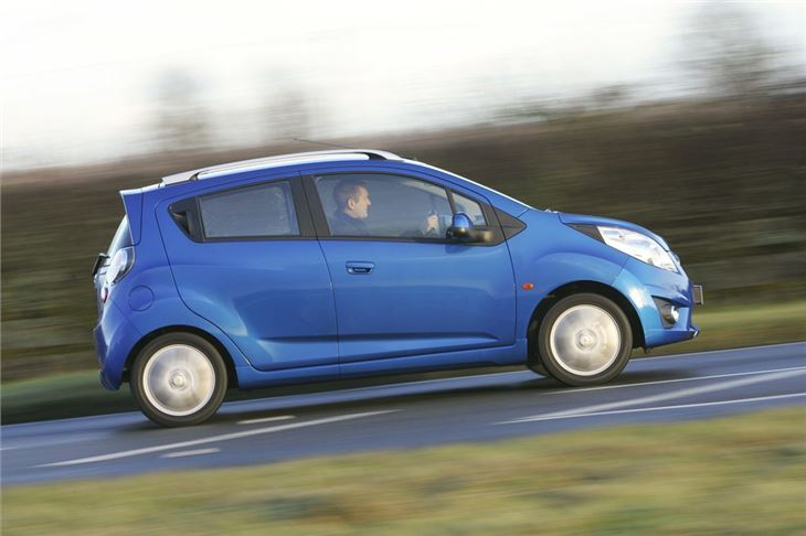 Chevrolet Latest Models >> Chevrolet Spark 2010 - Car Review | Honest John