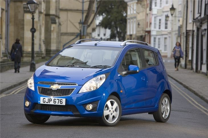 Chevrolet Spark 2010 - Car Review | Honest John