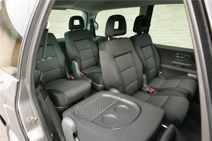 seat alhambra 1996 car review honest john. Black Bedroom Furniture Sets. Home Design Ideas