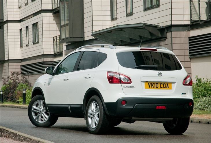 Nissan Qashqai 2007 Car Review Honest John