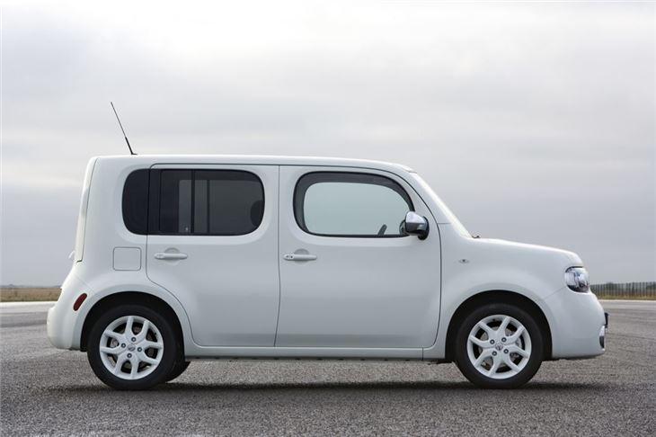 Nissan Cube 2010 - Car Review | Honest John