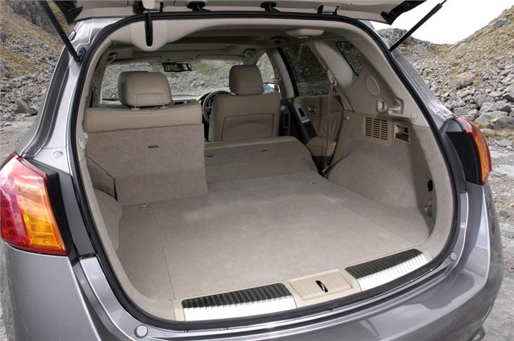 nissan murano 2008 car review honest john. Black Bedroom Furniture Sets. Home Design Ideas