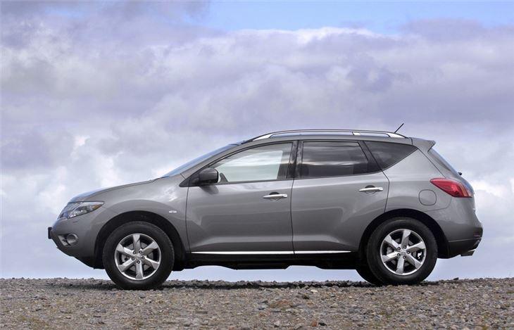 2015 Nissan Murano For Sale >> Nissan Murano 2008 - Car Review | Honest John