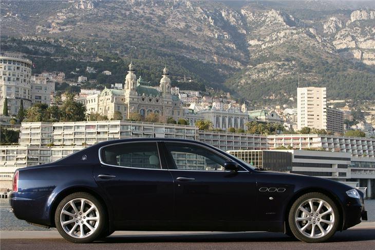 Maserati Quattroporte 2004 Car Review Honest John