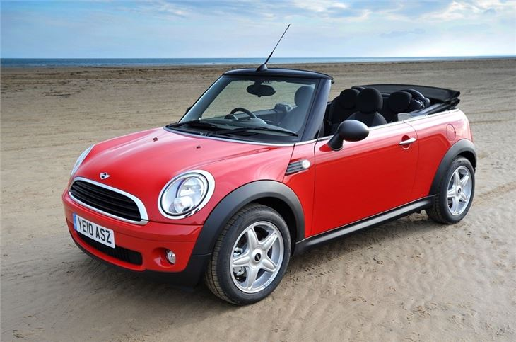 Mini Convertible 2009 Car Review Honest John