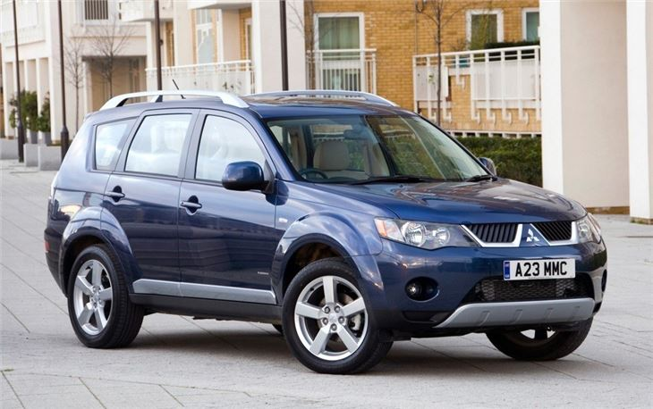 4X4 Off Road >> Mitsubishi Outlander 2007 - Car Review | Honest John
