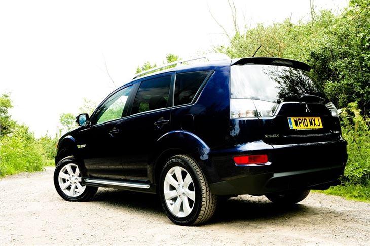 Compare Car Insurance Quotes >> Mitsubishi Outlander 2007 - Car Review | Honest John