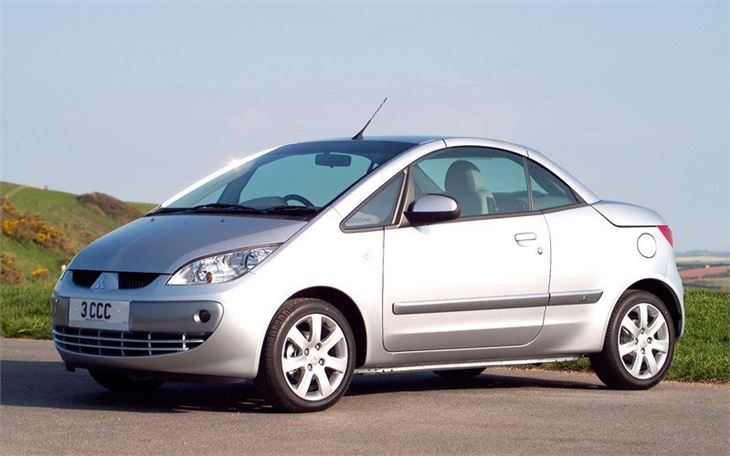 Mitsubishi Colt Czc 2006 Car Review Honest John