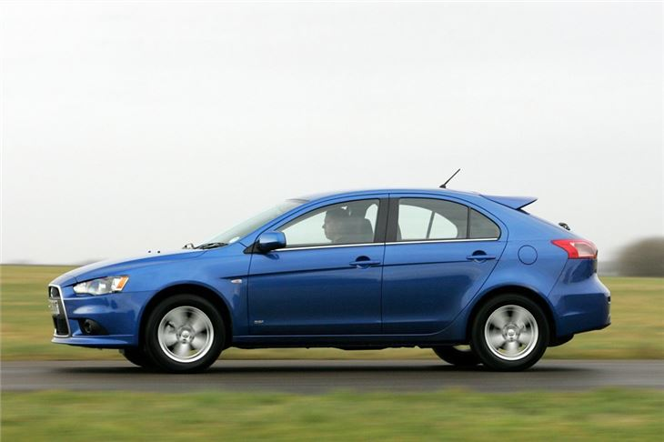 Mitsubishi Lancer 2008 - Car Review | Honest John