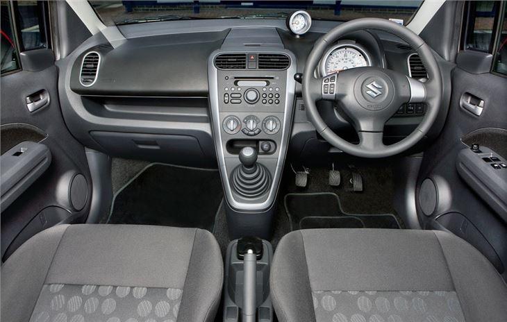 Suzuki Splash 2008 Car Review Honest John