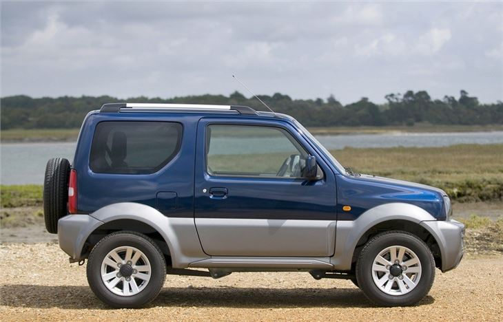 suzuki jimny 1998 car review honest john. Black Bedroom Furniture Sets. Home Design Ideas