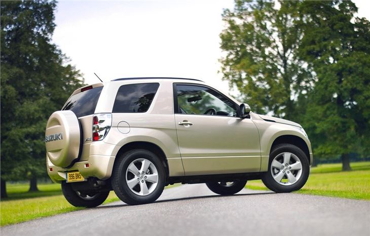 Suzuki Grand Vitara Specifications Uk