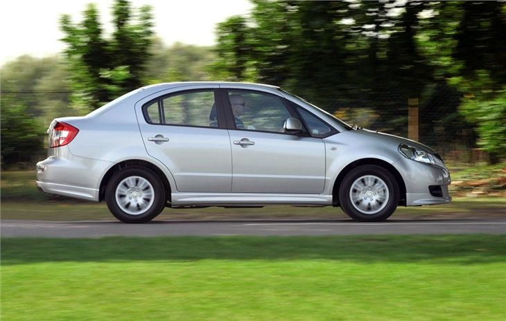 Suzuki Sx4 Saloon 2009 Car Review Honest John