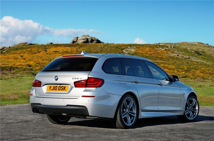 Bmw 5 Series F11 Touring 2010 Car Review Honest John