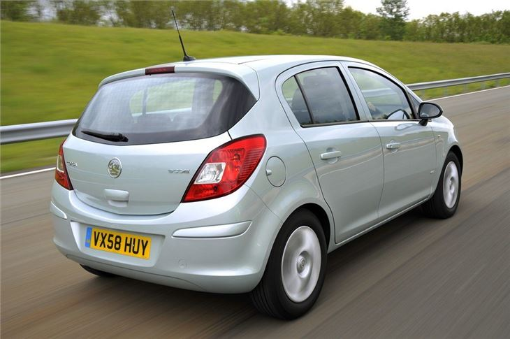 Vauxhall Corsa D 2006 Car Review Honest John