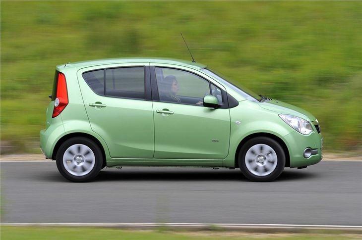 Honda Civic Key Replacement >> Vauxhall Agila 2008 - Car Review | Honest John