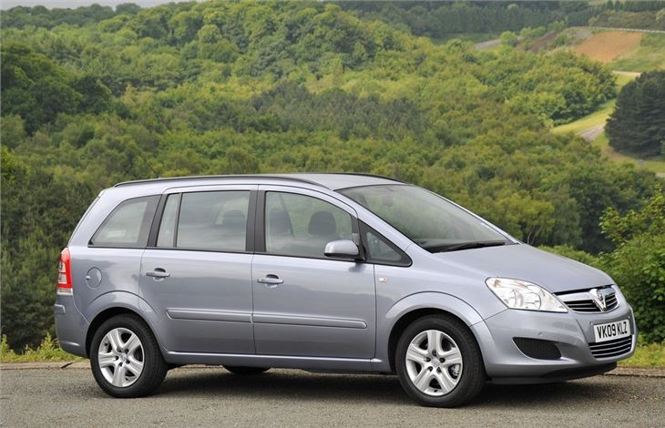 Vauxhall Zafira B 2005 Car Review Honest John