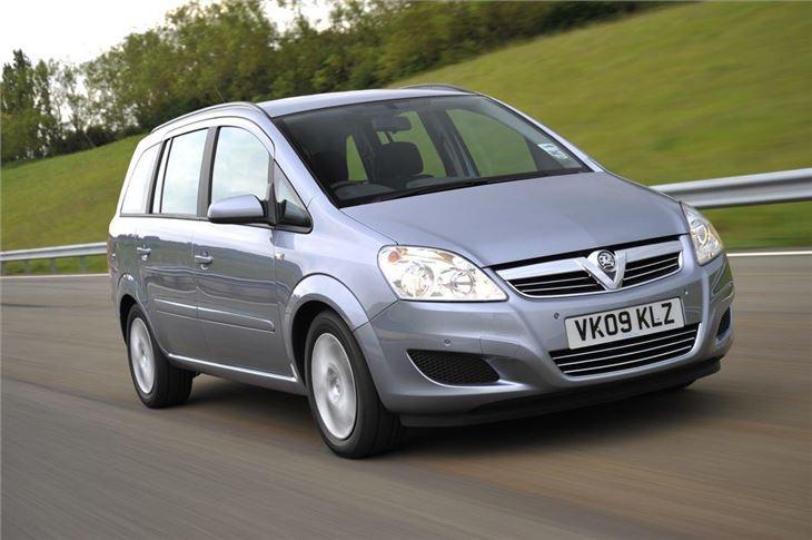 Car Finance Check >> Vauxhall Zafira 2005 - Car Review | Honest John