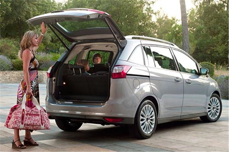 Ford C Max And Grand C Max 2010 Road Test Road Tests