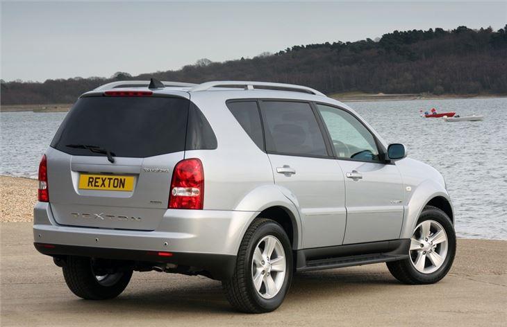 Hyundai terracan review uk dating 6