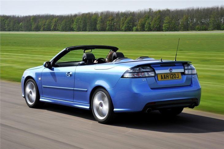 Saab 9 3 Convertible 2003 Car Review Honest John