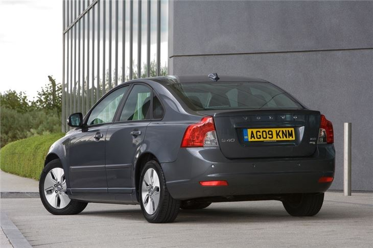 Volvo S40 2004 - Car Review   Honest John