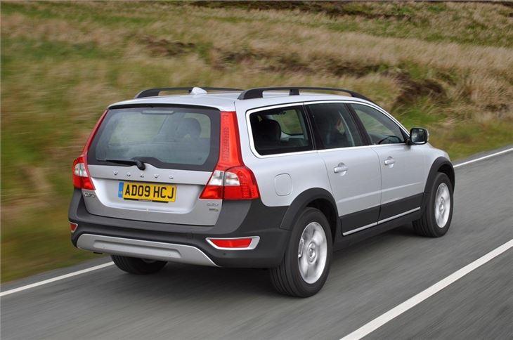 Volvo XC70 2007 - Car Review   Honest John
