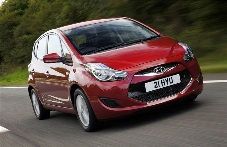 Hyundai Ix20 2010 Car Review Honest John