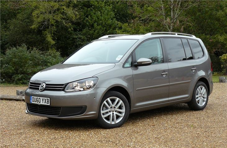 Volkswagen Touran 2010 Car Review Honest John